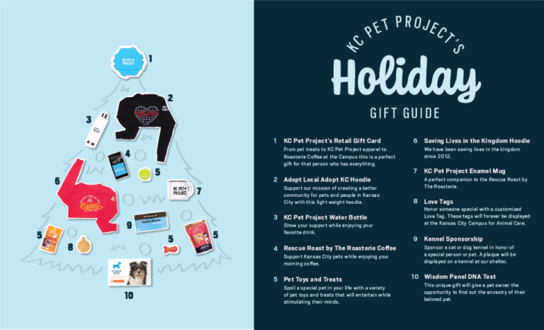 kc pet project gift guide
