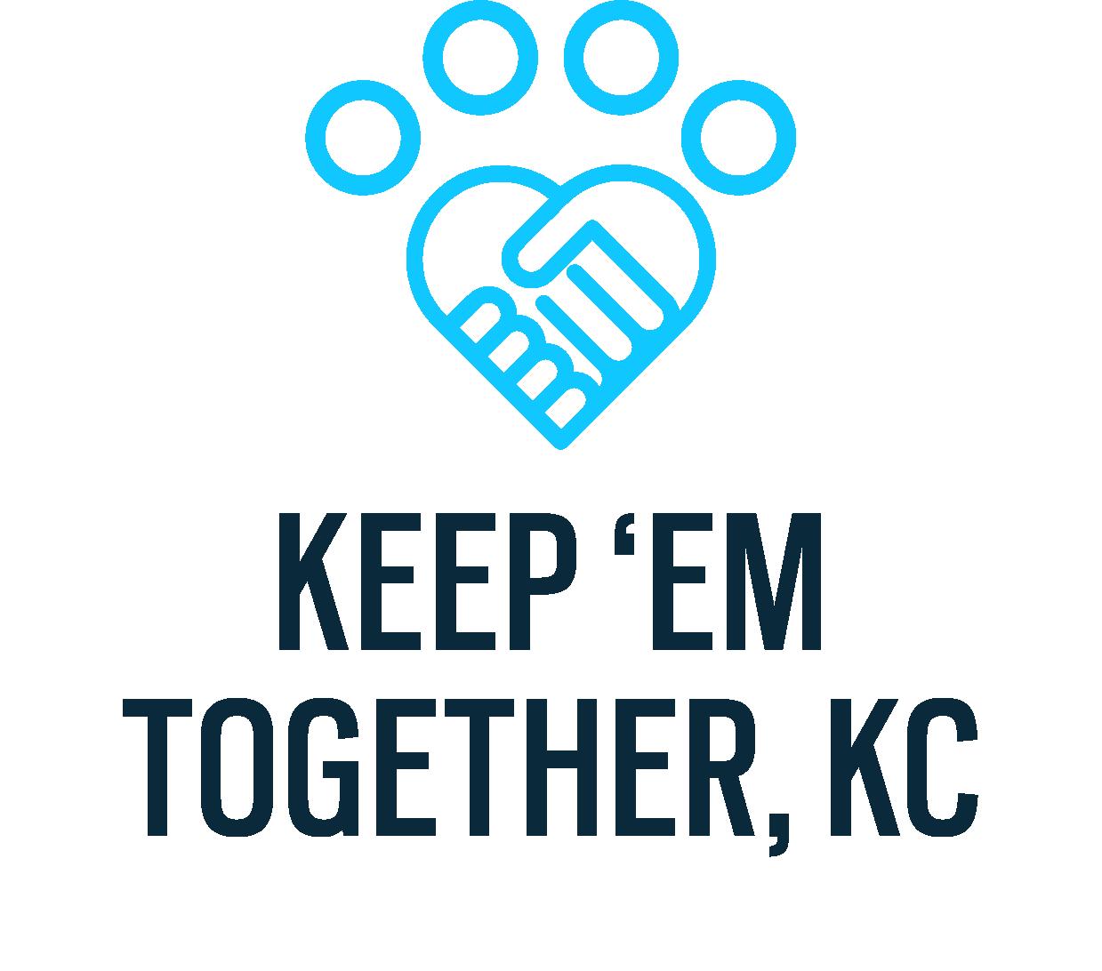 keep em together kc logo