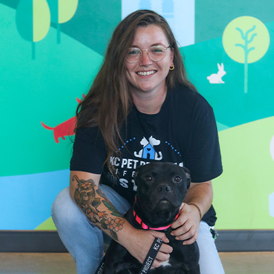 Sara Gillette - Canine Foster Program Manager