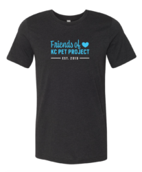 Friends of KC Pet Project T-shirt