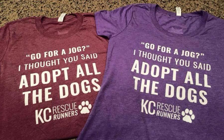 Jog Pet Shirt