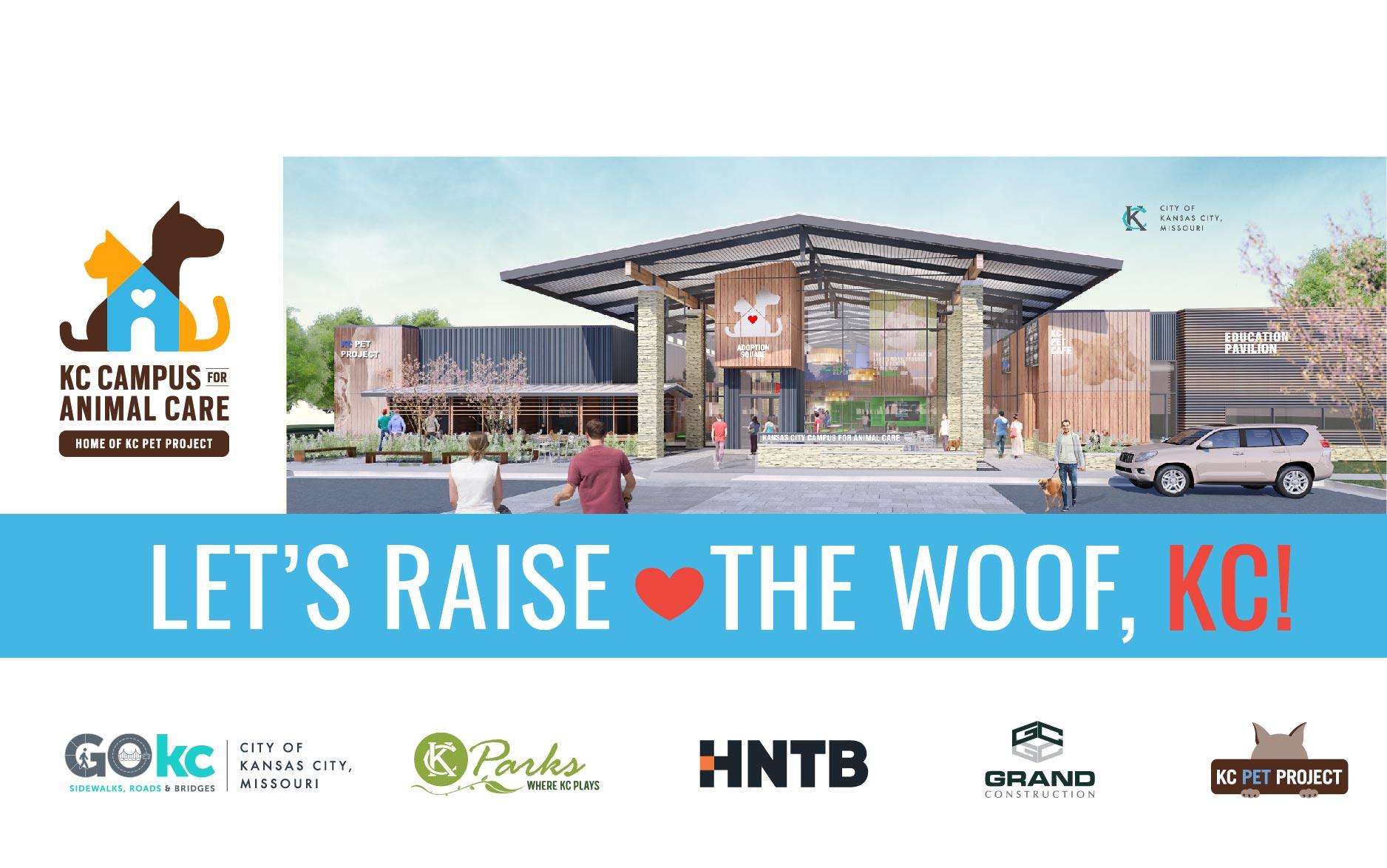 Raise the Woof KC